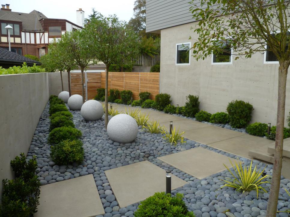 Ландшафтний дизайн подвір'я